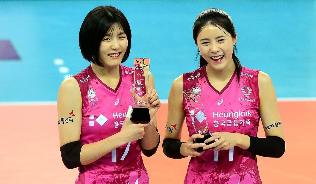 South Korean volleyball twins embroiled in bullying scandal sign for Greek club