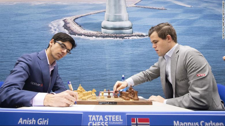 How do you become a chess grandmaster? Magnus Carlsen is here to tell you