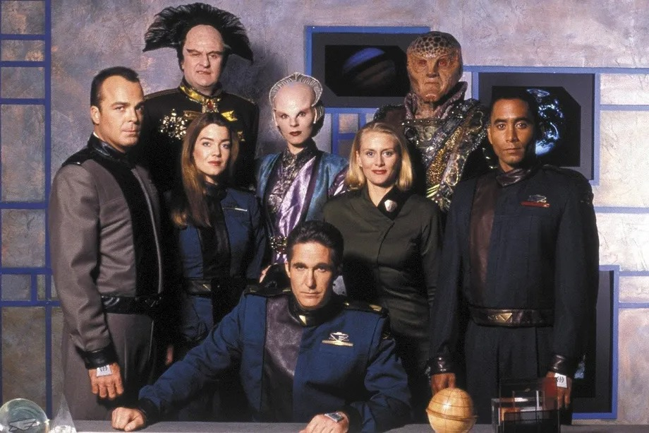 The beloved Babylon 5 is getting rebooted, and series creator JMS is running the show