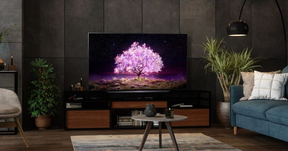 LG's gamer-friendly C1 OLED is down to its best price to date